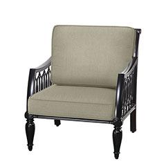 Manhattan Cushion Lounge Chair