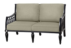Manhattan Cushion Loveseat