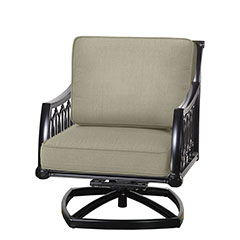 Manhattan Cushion Swivel Rocking Lounge Chair