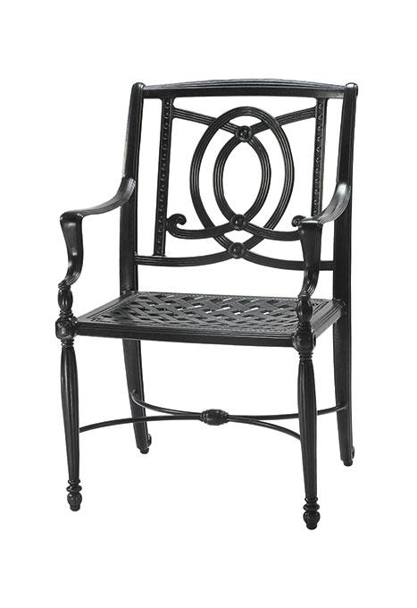 Bel Air Cushion Dining Chair  sc 1 st  Gensun Casual & Bel Air Cushion Dining Chair - Gensun