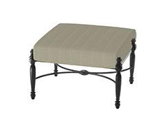 Bel Air Cushion Ottoman