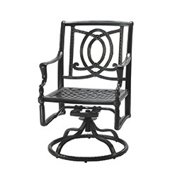Bel Air Cushion Swivel Rocker