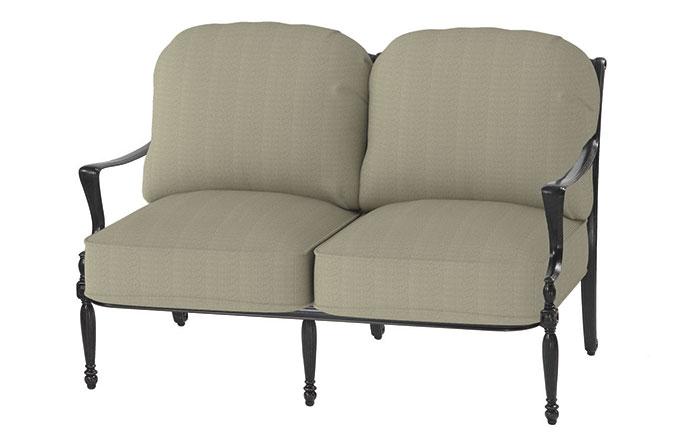 Bel Air Cushion Loveseat