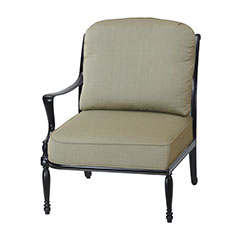 Bel Air Cushion Right Arm Lounge Chair