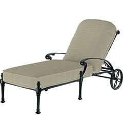 Florence Cushion Chaise Lounge