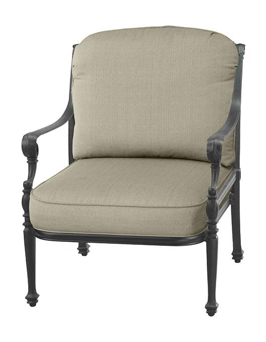 Customize: Grand Terrace Cushion Lounge Chair