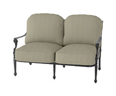 Grand Terrace Cushion Loveseat