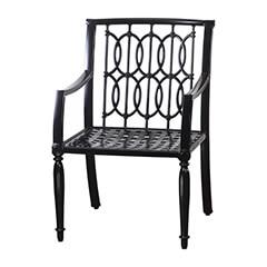 Manhattan II Cushion Dining Chair