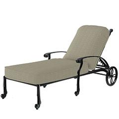 San Marino Cushion Chaise Lounge