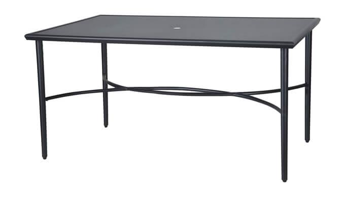 """Talia 42"""" x 63"""" Balcony Table"""