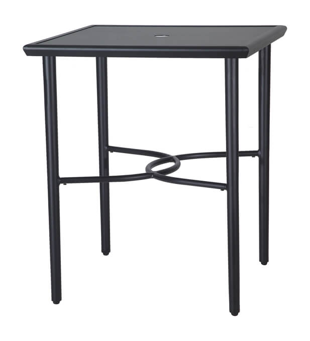 "Talia 30"" Square Balcony Table"