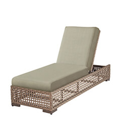 Barclay Cushion Chaise Lounge