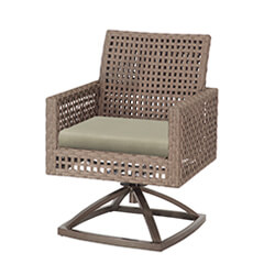 Barclay Cushion Swivel Rocker