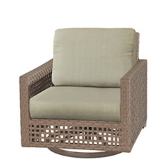 Barclay Cushion Swivel/Glider Lounge Chair