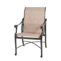 Michigan Sling Standard Back Dining Chair