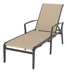 Phoenix Sling Chaise Lounge