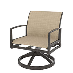 Phoenix Sling Swivel Rocking Lounge Chair