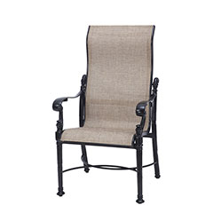 Florence Sling High Back Dining Chair