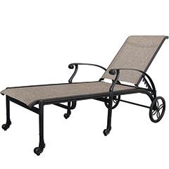 San Marino Sling Chaise Lounge
