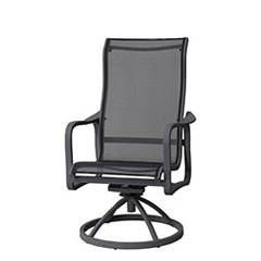 Cabrisa Sling High Back Swivel Rocker
