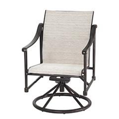 Morro Bay Sling Swivel Rocker