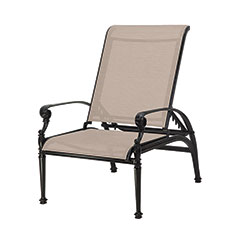 Grand Terrace Sling Reclining Chair