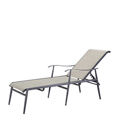 Lida Sling Chaise Lounge