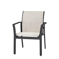 Echelon Sling Dining Chair - Stacking