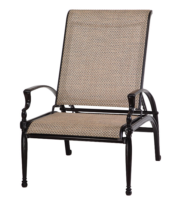 Bel Air Sling Reclining Chair