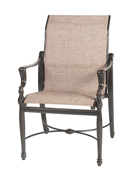 Bel Air Sling Standard Back Dining Chair