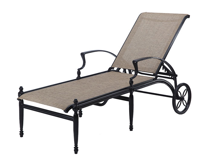 Bel Air Sling Chaise Lounge