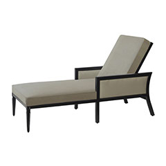 Drake Upholstered Chaise Lounge