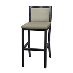 Drake Upholstered Stationary Bar Stool w/o Arms