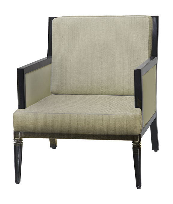 Customize: Drake Upholstered Lounge Chair