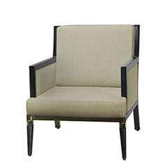 Drake Upholstered Lounge Chair