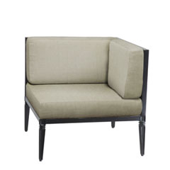 Drake Upholstered Modular Corner/End Chair