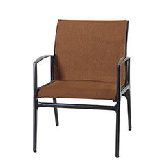 Phoenix Padded Sling Dining Chair