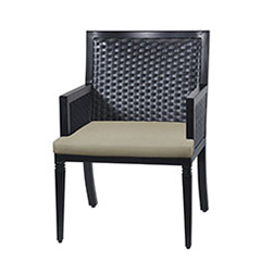 Drake Woven Dining Chair