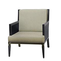 Drake Woven Lounge Chair