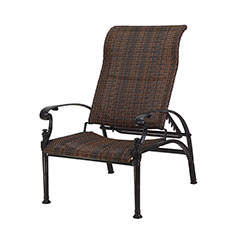 Florence Woven Reclining Chair