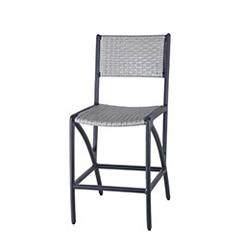 Amari Woven Stationary Balcony Stool