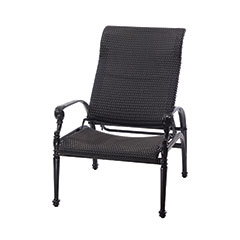 Grand Terrace Woven Reclining Chair