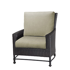 Alexee Woven Lounge Chair