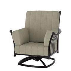 Avanti Cushion Swivel Rocking Lounge Chair
