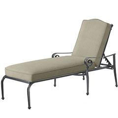 Verona Cushion Chaise Lounge
