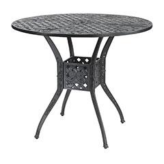 "Verona 48"" Round Bar Table"