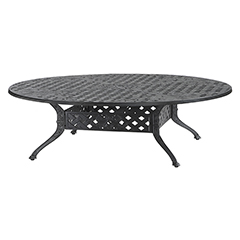 """Verona 54"""" Round Chat Table"""