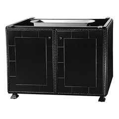 "Paradise 48"" Modular Gas Fire Pit Cabinet"