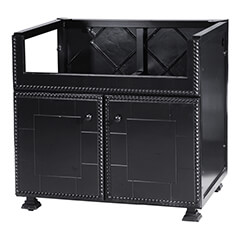 "Paradise 36"" Modular Gas Grill Cabinet"