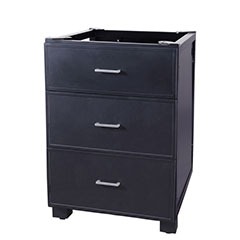 "Modanō 24"" Modular Three Drawer Cabinet"